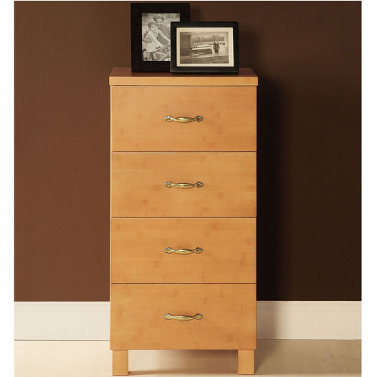 Altra Furniture Platz 4 Drawer Storage Unit