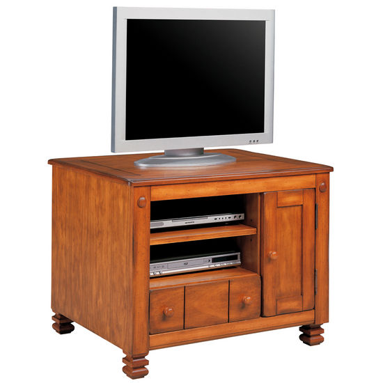 Altra Furniture Rustic Shaker TV Stand
