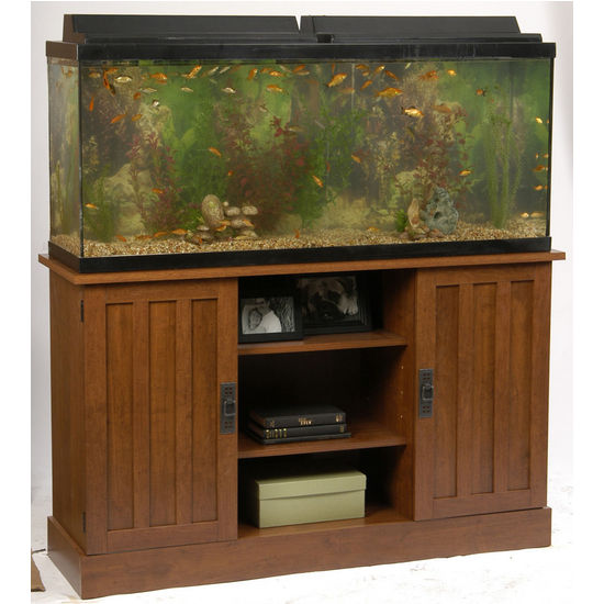 55 Gallon Aquarium Stand