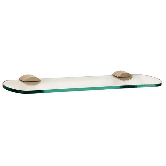 Alno Inc Contemporary III 18 Glass Shelf with Brackets