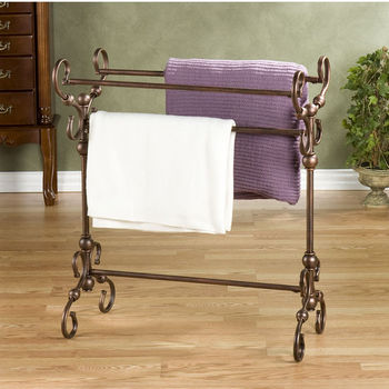 Holly & Martin™ Carlisle Blanket Rack