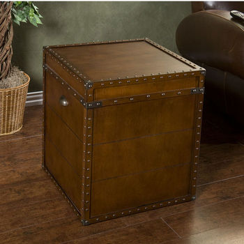 Holly & Martin™ Bristol Trunk End Table