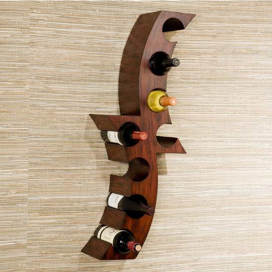 Holly & Martin™ Avila Wall Mount Wine Rack