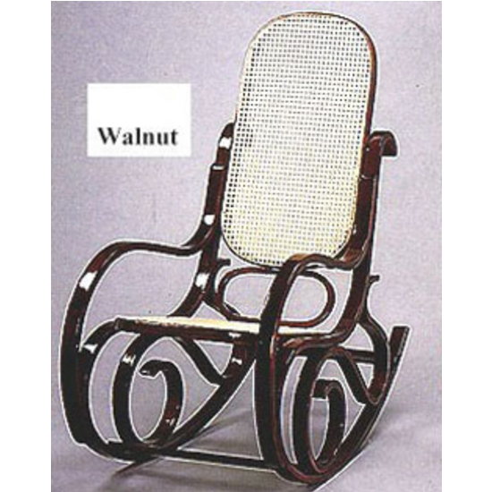 Bentwood Wood Rocker