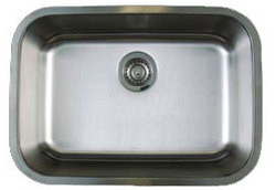 Stellar Undermount Kitchen Sink by Blanco