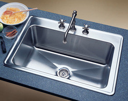 BLANCOMAGNUM Specialty Single Bowl Drop-In Sink