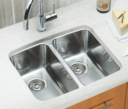 BlancoPerforma Double Bowl Bar Sink