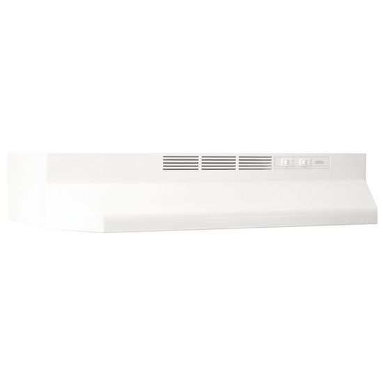 Economy 41000 Series Ductless Under Cabinet Mount Range Hoods