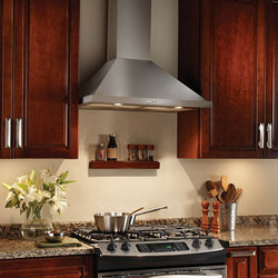 Broan Elite EW58 Series Wall Mount Chimney Range Hood