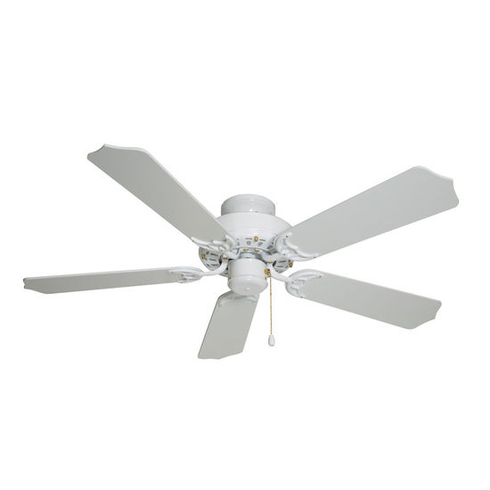 NuTone PFMB Close-to-Ceiling Ceiling Fans With Lights