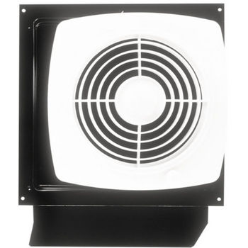 Broan Through Wall Discharge Utility Fan, 180 CFM