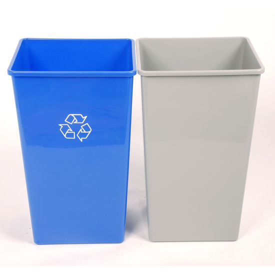 Busch Systems 22 Gallon Smart Sort Recycling Bin Base