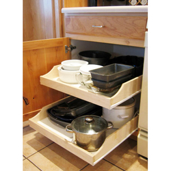 Kitchen update ideas for Ready made kitchen drawers