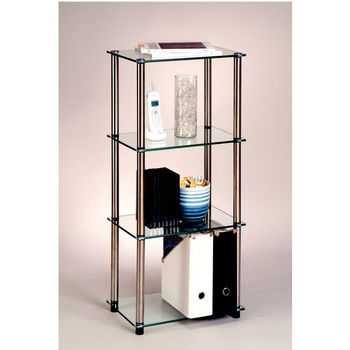 Classic Glass Series Four-Tier Tower