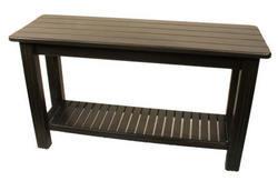 Bradley Brand Furniture Bradley Sofa Table, Pine