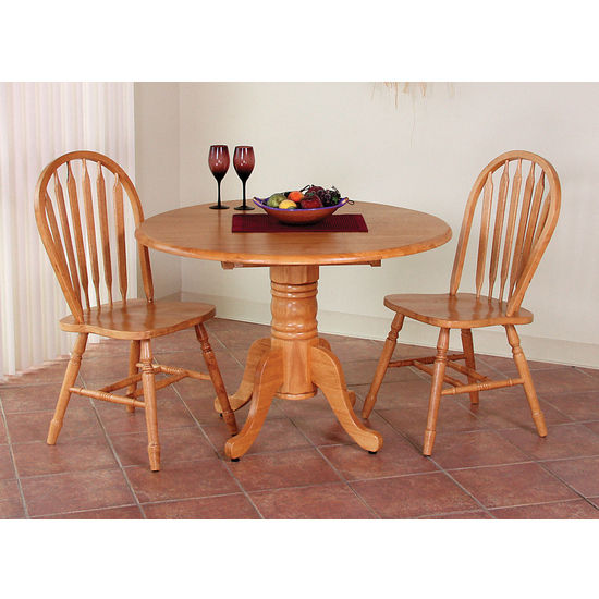 light oak kitchen table drop leaf usa 7004