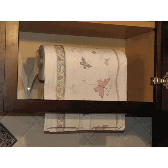 Custom Inserts Paper Towel Dispensers, In-cabinet mount