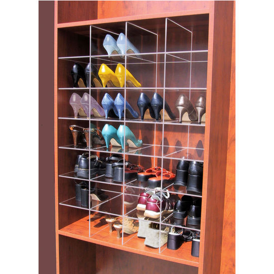 Shoe Amp Clothing Dividers By Transparent Inserts