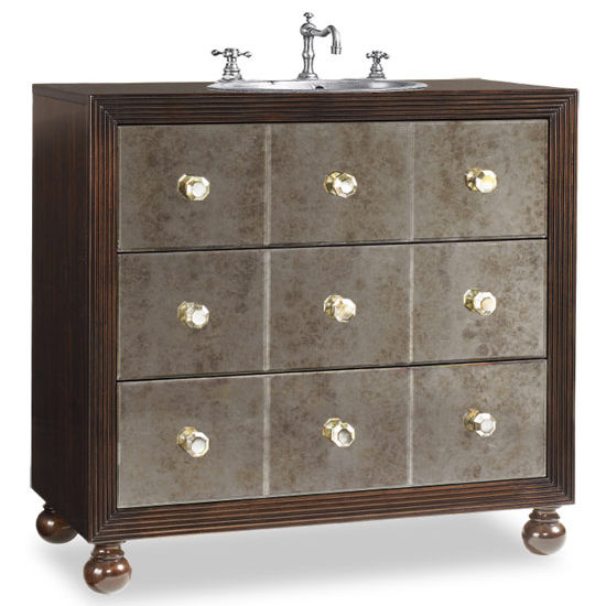 "Cole & Co. Designer Series Celebrity Sink Chest, 36""W x 18""D x 33-3/4""H"