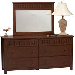 Covington - Mission Bay 6 Drawer Dresser