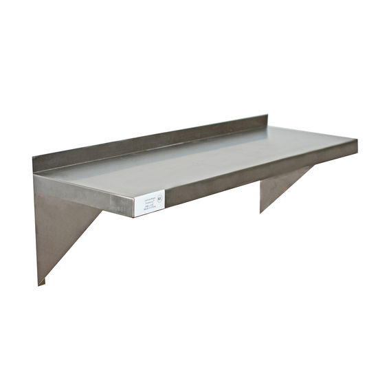 "Cannonware 14"" depth Wall Shelves"