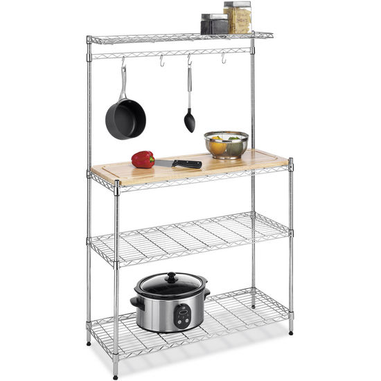 different spaces supreme baker s rack 36 1 4 l x 14 w x