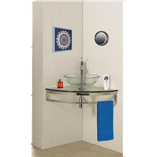 Corner Bathroom Vanity | Bathroom Sinks