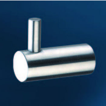 Empire Tempo Collection Polished Stainless Steel Peg Hook