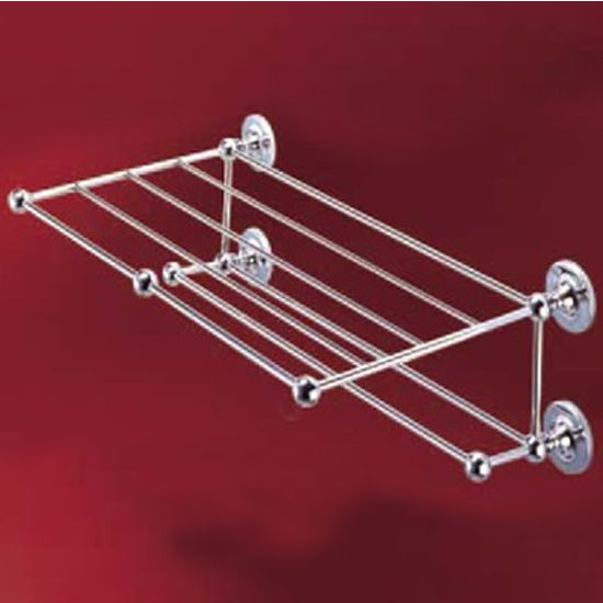 Empire Carlton Towel Shelf with Rail