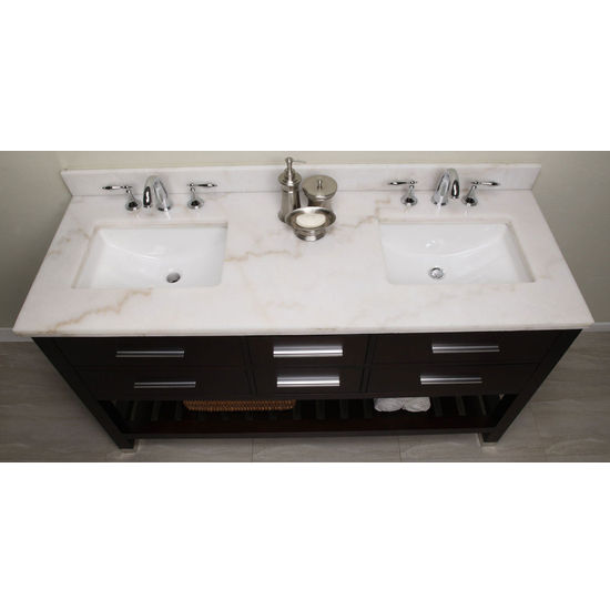 60-inch Priva Collection Vanity