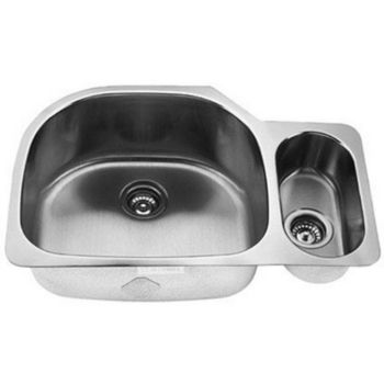 Empire SP-7 Undermount Double Bowl Sink