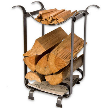 Three-in-One Log Rack