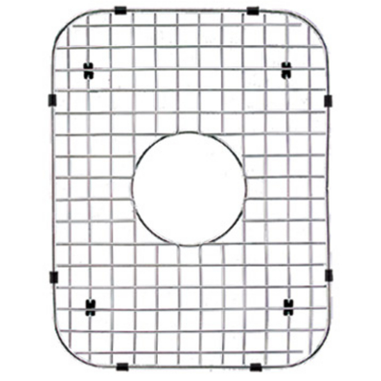 "Houzer WireCraft Bottom Grid, 12-3/8"" W x 16-1/8"" D x 5/8"" H"