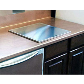 Baker's / Food-Prep Board Stainless Steel