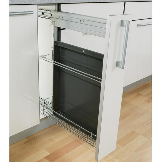 narrow kitchen cabinet on wheels search