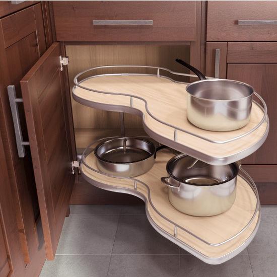 Kitchen Cabinet Corner Solutions: USA