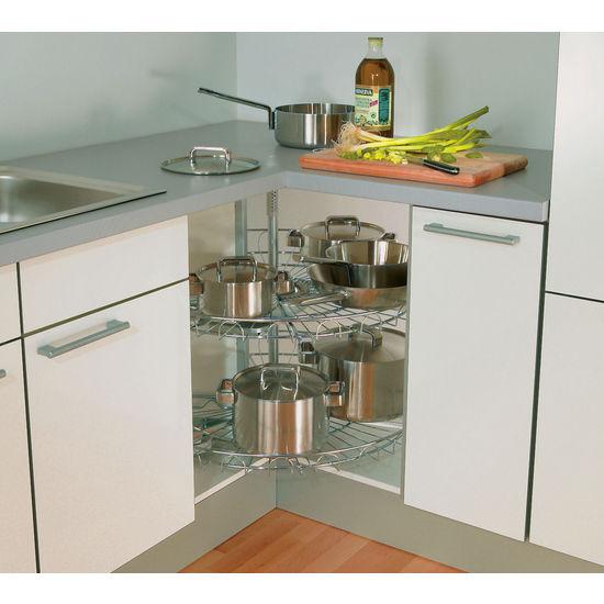 kitchen cabinet turntable hardware 3