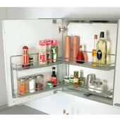 Vauth Sagel by Fulturer Wall Cabinet Organizers