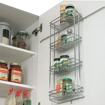 Vauth Sagel by Fulterer Door-Mounted Spice Racks