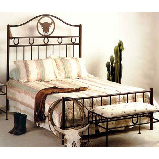 Frontier King Bed Set and Headboard