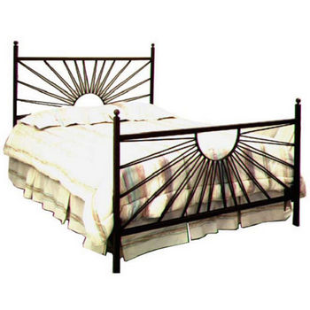 El Sol Full Bed Set and Headboard
