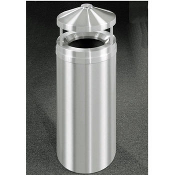 New Yorker Canopy Top Ash/Trash Receptacle
