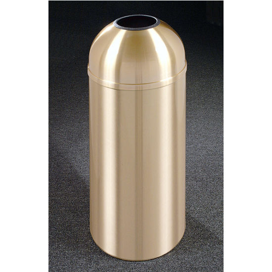 Atlantis WasteMaster� Open Dome Top Waste Receptacle