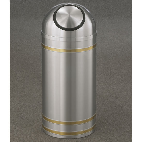 Capri WasteMaster� Collection Dome Top Waste Receptacles