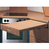 Pull-Out Tables for Kitchen or Desk Cabinet