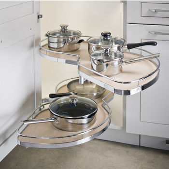 LeMans II Kitchen Blind Corner Organizer