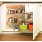 Magic Corner I for Use in Kitchen Blind Corner Cabinet