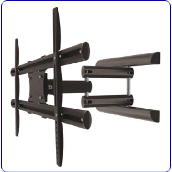hafele large articulated wall tv mount for tv 39 s 34 54