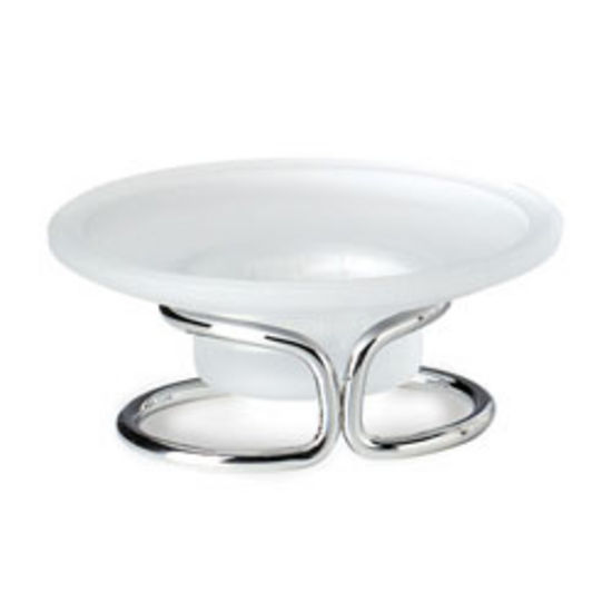 Hafele Voga - Iris Collection Standing Soap Dish