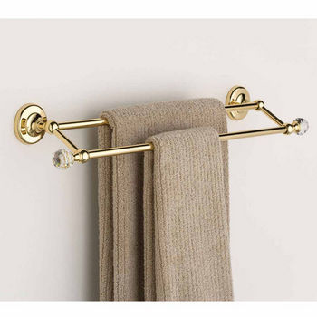 Hafele Voga - Madras Orient Collection Double Towel Bar